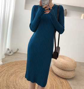 Image 4 - Knitting Female Sweater Suit For Women Two Piece Set Knitted Pullover  Elegant Knitting Clothing Suit