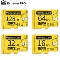 Микро sd карты 128 Гб 64 ГБ 32 ГБ оперативной памяти, 16 Гб встроенной памяти, слот для карт памяти 16 64 Гб/32 128 256GB microsd карты SDHC класса 10 флеш-накопите...