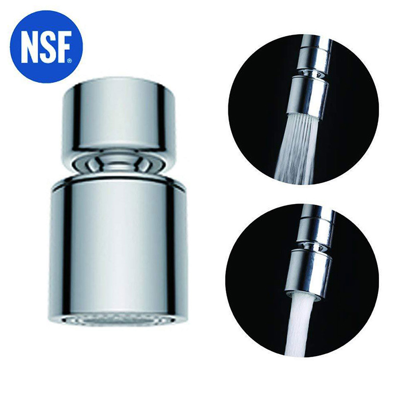 Faucet Aerator Two Function Practical Replacement Durable High Quality Faucet Aerator