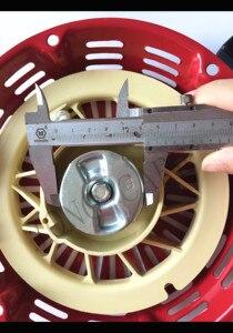 Image 5 - REWIND PULL START STARTER RECOIL FOR LIFAN LF182F LF188F LF190F ENGINE GENERATOR GX390 188F