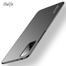 A91 A81 A71 A51 A41 A31 A21 A01 Caso Coque XUANYAO Fosco Fino Para Samsung Galaxy A10 A20 A30 A40 50 A60 A70 A80 A90 Caso Fosco