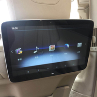 Plug and Play Android Headrest DVD Player Car Monitor For Mercedes A B C E S V ML GL CLA CLS GLK SLK Class 11.6 inch Screen 2PCS
