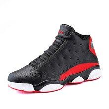 Outdoor Sport Retro Basketbal Schoenen Jordan Schoenen Sneakers voor Mannen Licht Ademend Bakset Homme Gym Athletic Training Laarzen