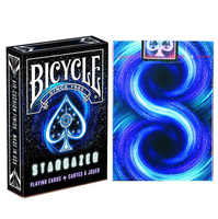 Bicycle Stargazer Playing Cards 88*63mm Paper Cards Magic Poker Card Magic Trick Collection Card
