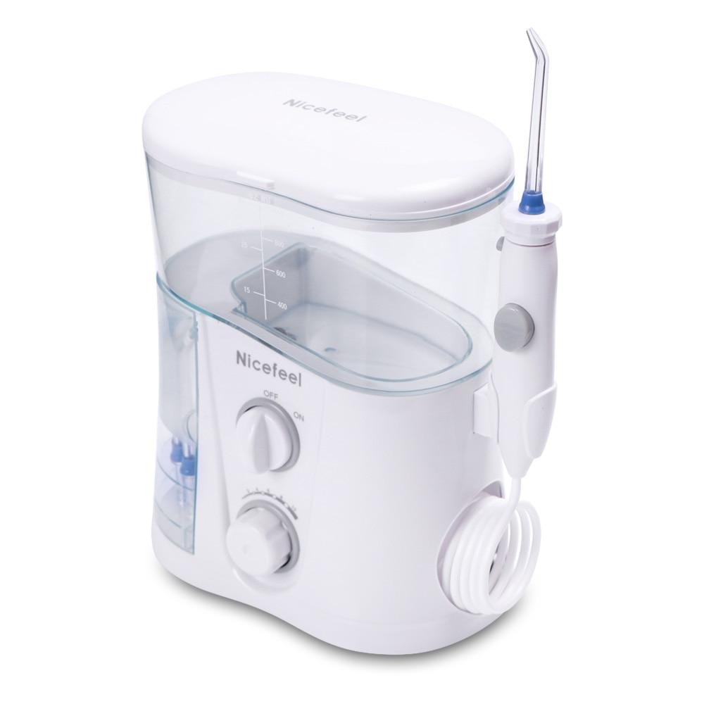 2019 Nicefeel Electric Oral Irrigator Personal Care Dental Flosser Water Toothbrush Dental SPA Water Flosser Jet Oral Irrigator