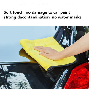 Image 3 - Car Wash Cloth Auto Cleaning Door Window Accessories FOR ford focus 2 focus 3 fiesta mondeo 4 kuga s max ranger Tuga 2016