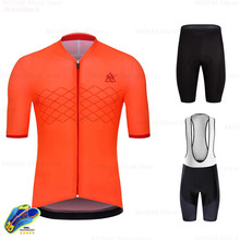 2020 Cycling Jersey Set Pro Team RX Cycling Clothing MTB Bicycle Clothing Bike Wear Clothes Maillot Ropa Ciclismo Triathlon Suit(China)