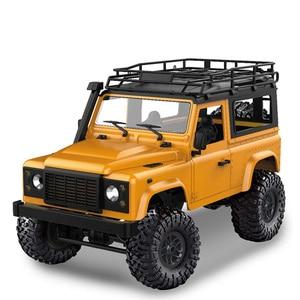 Rc Cars MN Model D90 1:12 Scal