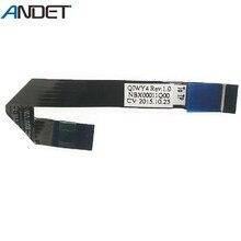 Novo portátil tp cabo para lenovo ideapad y580 qiwy4 touchpad cabo nbx00011q00 90200840