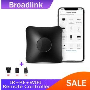 Image 1 - 2020 Mới Nhất Broadlink RM4 Pro IR RF Wifi Từ Xa Đa Năng Nhà Thông Minh Tự Động Hóa Hoạt Động Với Alexa Và Google Home
