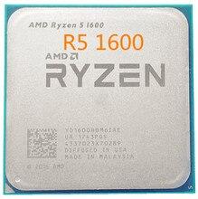 AMD Ryzen 5 1600 1600 GHz, Six cœurs, douze fils, 65W 3.2, YD1600BBM6IAE prise AM4, R5 processeur dunité centrale