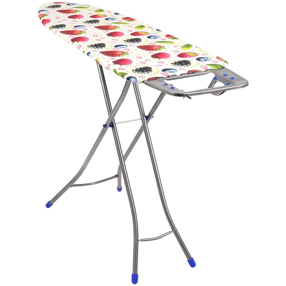 Ironing Board haushalt Bruna art. HB 2 Iron positions working surface size, MM 1220 × 340 for ironing board
