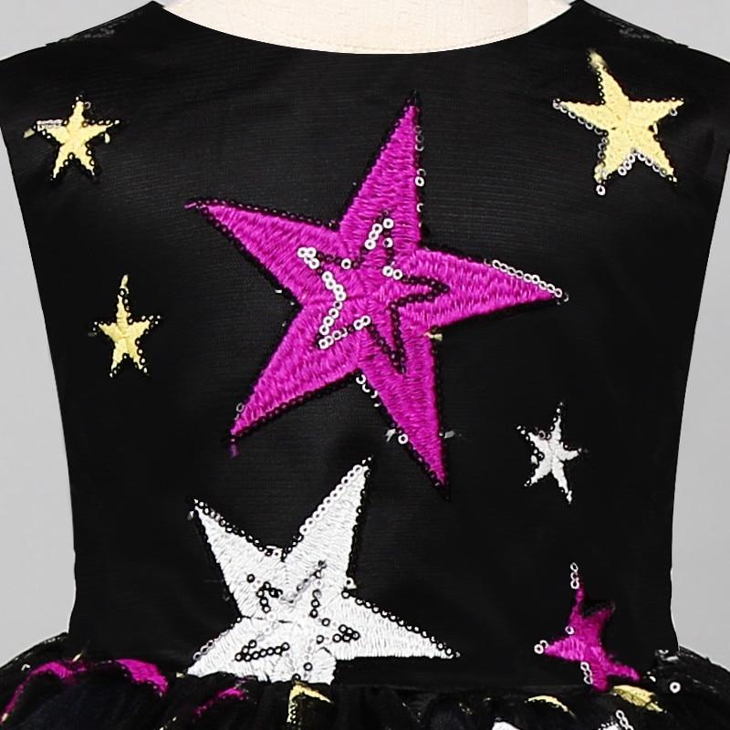 2019 Fancy Christmas Girls Dress Kids Dresses For Girls Unicorn Party Dress Children Clothing Cosplay Costume 3 4 5 6 7 8 Years