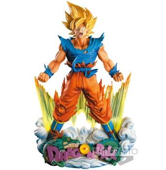 24cm Dragon Ball Z Super Saiyan Son Goku Action Figure PVC Anime Collection Figures Toys Collection for Christmas Gift meiko shiraki union creative prison school sexy action figure pvc collection model toys anime brinquedos for christmas gift