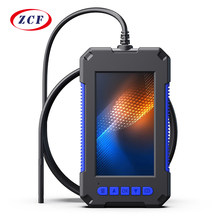 P40 Bildschirm Endoskop Signal & Dual Objektiv Kamera 4,3 Zoll IPS Vollen Farbe HD1080P Industrielle Inspektion Endoskop Wasserdicht 2600mAh
