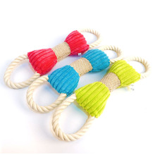 Pet Toys Sounding Dog Toys Plush Candy Shape Biting Cotton Rope Dog Toys Pet Products Pet Toys