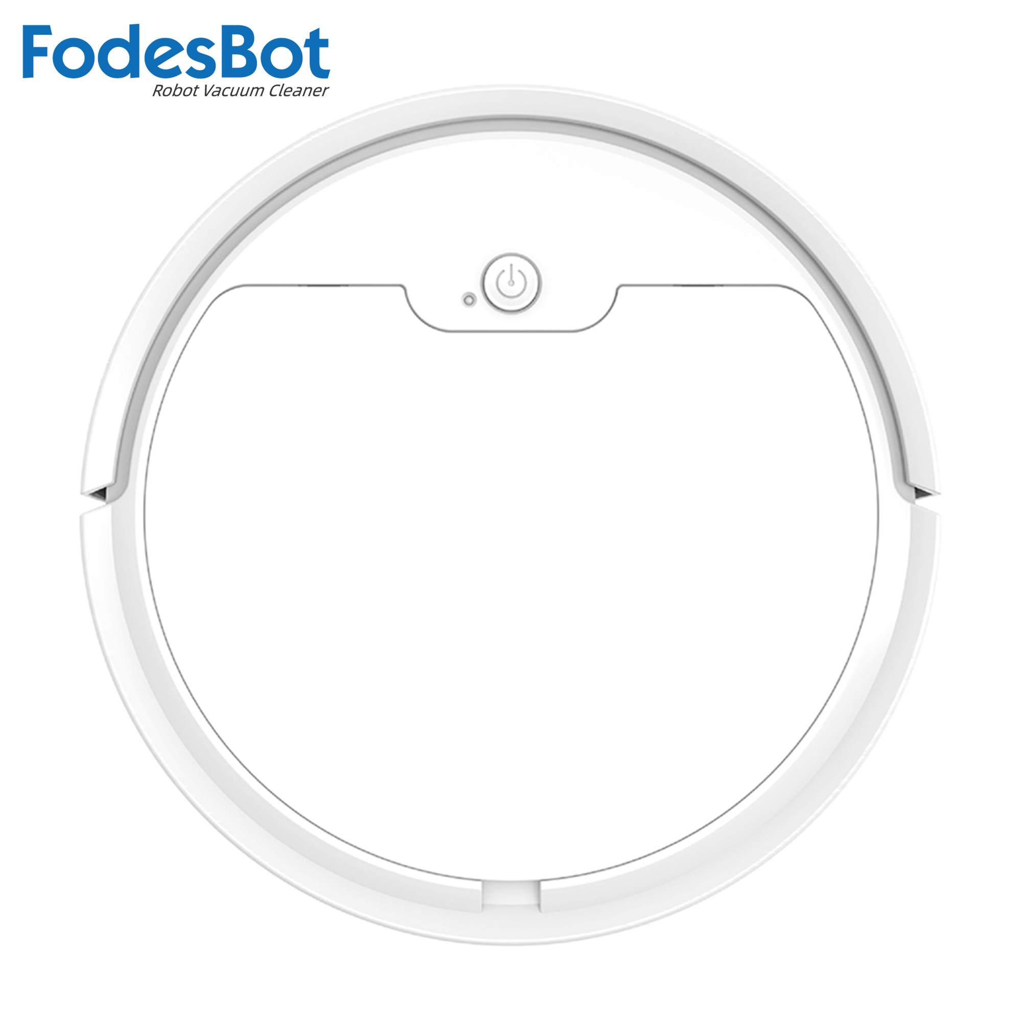 FodesBot OB8s Robot Vacuum Cleaner 1800Mpa Suction Large Dustbin Carpet Thin Fuselage Sweep&wet Mop Multiple Cleaning Modes
