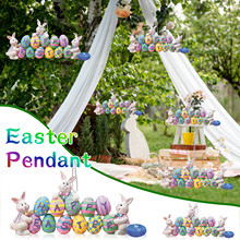 Interesting-Decorations Kid Painting Easter Party Diy Bunny Stylish