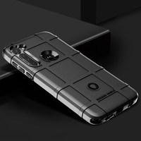 Resistente armadura caso para Motorola Moto G Pro borde 5G de fusión más G9 G8 G7 poder Lite G6 E6 E7 más Z4 Z3 jugar cubierta de silicona