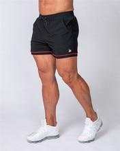 2021 Summer Men sports Shorts Fitness Bodybuilding Training Shorts Men Jogger Quick dry Breathable Casual Bermuda Shorts