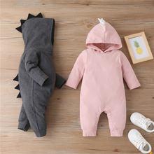 Для маленьких девочек милый комбинезон для новорожденных; Одежда