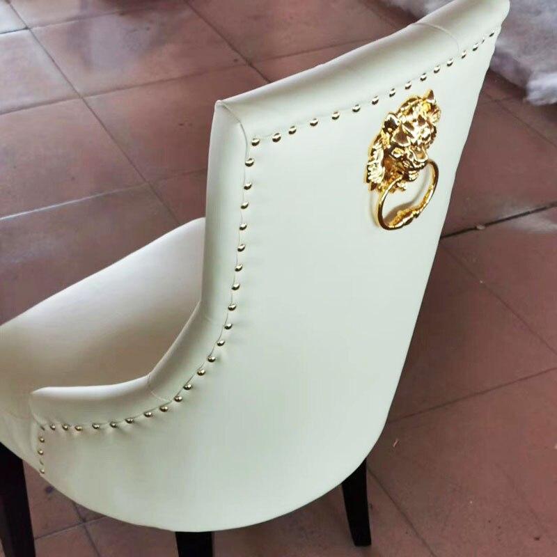 Купить с кэшбэком 160mm bigger size vintage style lionhead wood door knocker silver bronze lionhead sofa wooden chair pull drop rings handles
