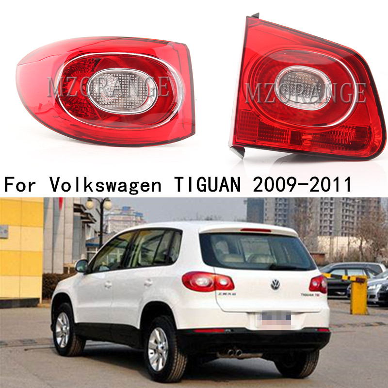VW Tiguan 2016-/> Inner Red Rear Reflector O//S Drivers Side Right