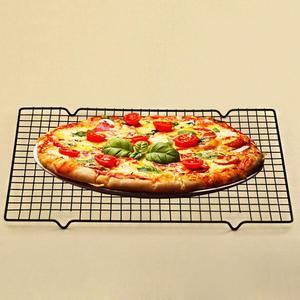 Антипригарная стальная сетка охлаждающая стойка сетчатый лоток для выпечки печенья торта сушильная подставка кулер духовка кухонные инст...