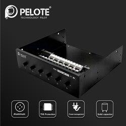 PELOTE HD-PW6101 Disco Duro selector sata Drive switcher HDD interruptor de alimentación Control para escritorio PC ordenador CD-ROM espacio de ranura