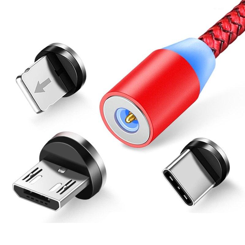 13.52грн. 70% СКИДКА|Магнитный кабель USB для быстрой зарядки кабель usb type C Магнитный кабель для зарядки данных Micro USB кабель для мобильного телефона USB шнур|Телефонные адаптеры и конвертеры| |  - AliExpress