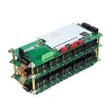 74v 20s power wall 18650 bateria pacote 20s bms li ion de lítio 18650 bateria suporte bms diy ebike battery20s bateria caixa
