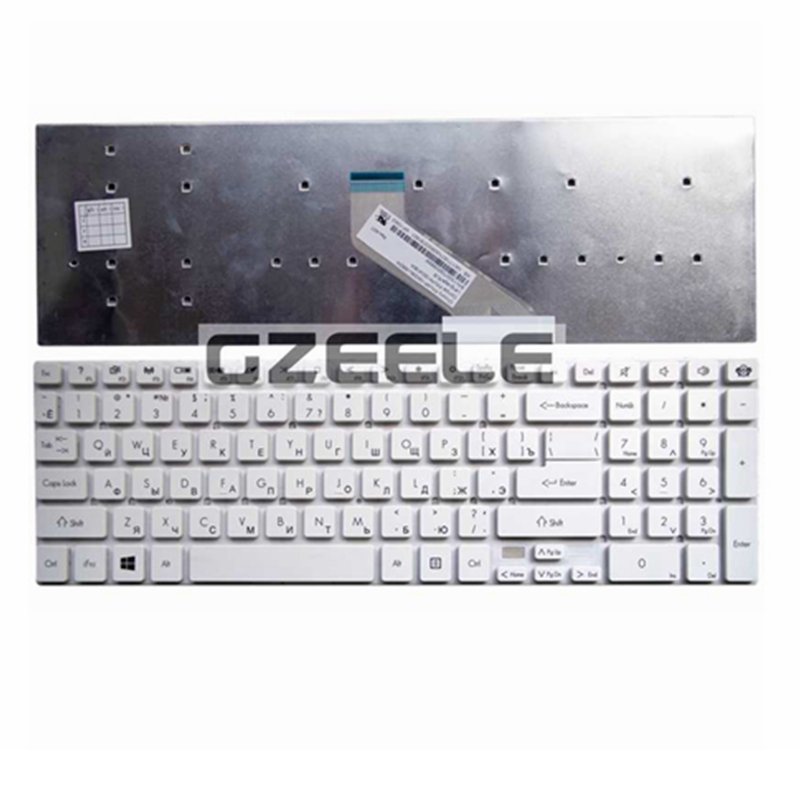 NEW Russian/RU Laptop Keyboard For Packard Bell EasyNote TV43HC TV43HR TV44HC TV44HR TV43CM TV44CM TV11HC MP-07F36D0-528