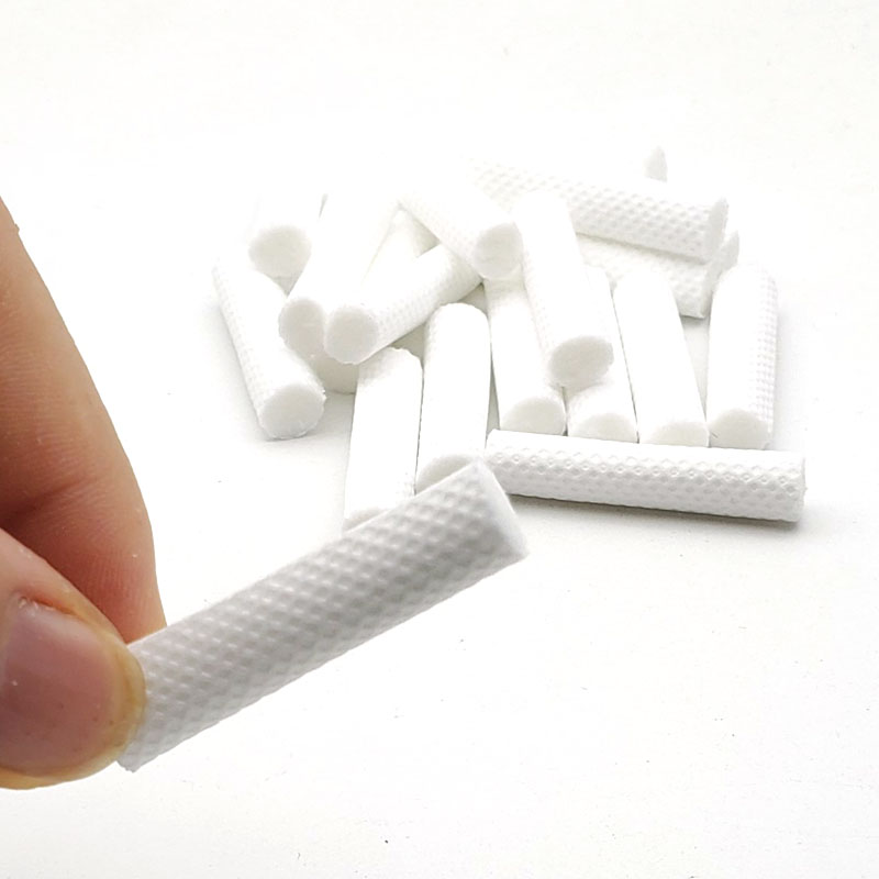 20Pcs Wicks Inhaler Sticks Essential Oil Nasal Cotton  For Nasal Inhaler Sticks