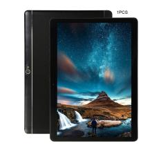 KT107 планшет с круглым отверстием 10,1 дюймов HD большой экран Android 4,10 версия модный портативный планшет 1G+ 16G черный планшет
