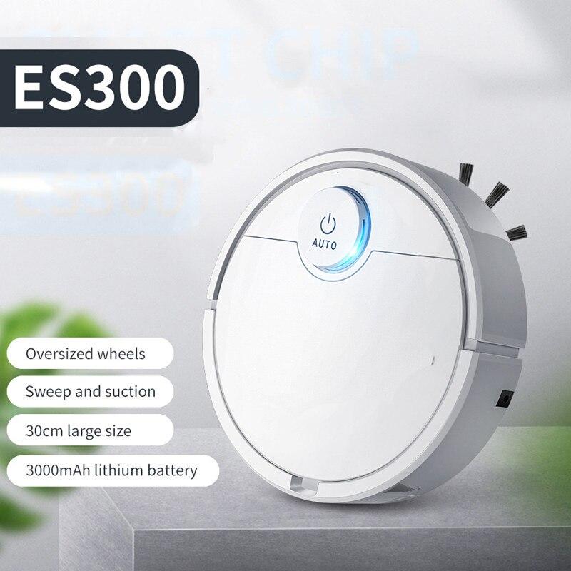 Зарядка через USB робот-пылесос 2000pa, большая присоска с 450 мл Портативный большой пылеуловительная камера Сенсорный выключатель домашний роб...