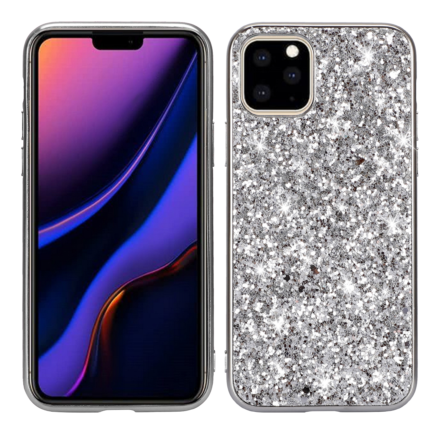 Shiny Glitter Girls Case for iPhone 11/11 Pro/11 Pro Max 7