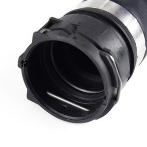 Image 3 - DWCX PA66 GF30 Upper Radiator Coolant Hose Pipe Water Line Fit For BMW X3 E83 LCI 2.5si 3.0i 3.0si 17123415433