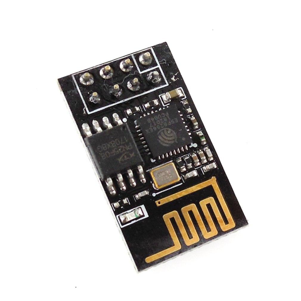 HW-A8ESP8266 Serial WIFI Wireless Module Black