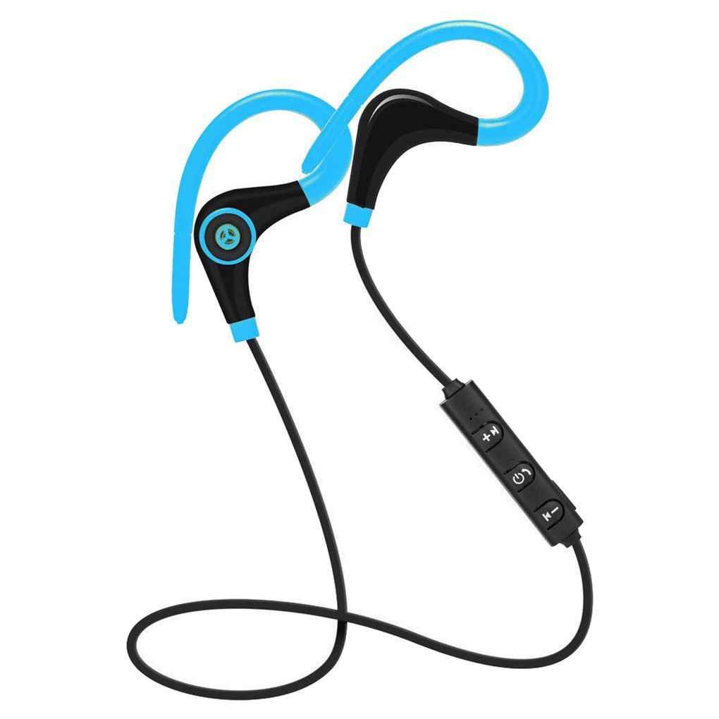 Bluetooth 4.1 zestaw słuchawkowy dla aktywnych do biegania ucho bezprzewodowe hak super bas zestaw słuchawkowy stereo słuchawki sportowe słuchawki