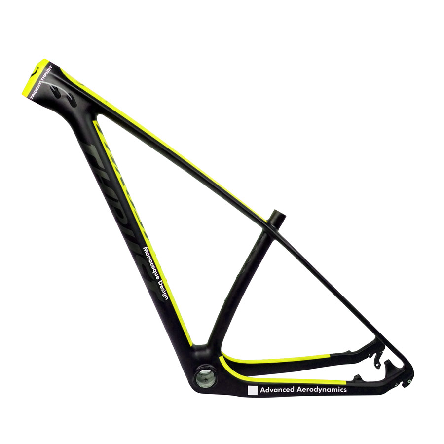 Carbon-Frame Bike THRUST BB30 29-Er BSA 15-17-19 2-Year-Warranty 250kg 12-Color Max-Load title=