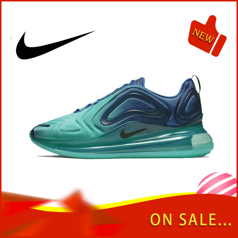 Original Nike Air Max 720 Men's Sports Shoes Comfortable Breathable Cool Running Shoes 2019 Spring New Listing AO2924-400