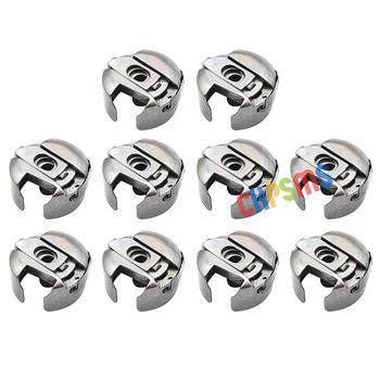 Nuevo ajuste para máquinas de coser PFAFF caja de bobina 9mm sin retroceso # BC-PF9076-NBL