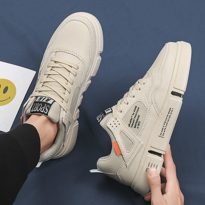 Platform Sneakers for Men  Breathable Casual Walking Sports Running Shoes Ourdoor Travel Fitness Sneakers 1