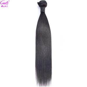 Image 1 - Mechones de pelo lacio extensiones de pelo ondulado mechones 100% cabello humano ondulado extensión de cabello no Remy Color Natural 32 30 pulgadas mechones