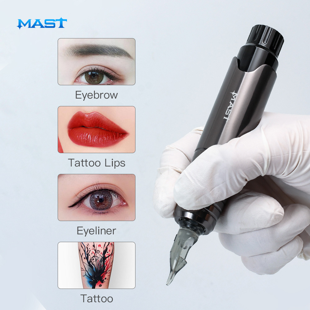 Mast Permanent Makeup Machine Rotary Pen Eyeliner Tools Eyebrow Tattoo Machine Pen Style Accessories For Tattoo