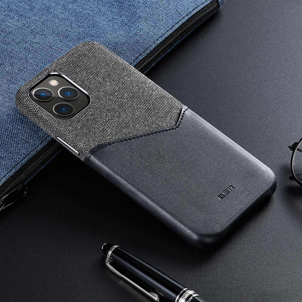Haa64215e0624409dbdac126ccdfbaa0aW ESR Case for iPhone 11 Pro XR XS Max Cover Brand Luxury Leather Card Slot Shockproof Business Wallet Case for iPhone 2019 iphon