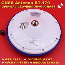 BEITIAN CORS RTK GNSS антенна для систем наблюдения высокоточная поддержка Ubx NEO-M8P ZED-F9P gps ГЛОНАСС BEIDOU GALILEO система BT-170