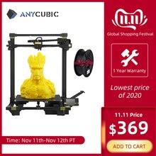 Anycubic 3D מדפסת anycubic כירון בתוספת גדול הדפסת גודל 2019 3D מדפסת הדפסת DIY ערכות FDM TFT impresora 3d