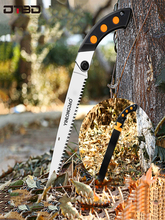 Folding Hacksaws Multifunctional Trimming Hand Saw Mini Butterfly Knife For Garden Pruning Camping DIY Woodworking Hand Tools