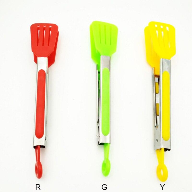 Edelstahl Lebensmittel Clip Haushalts Gebraten Steak Clip für Küche Backen Brot Clip Spezialität Werkzeuge - 6